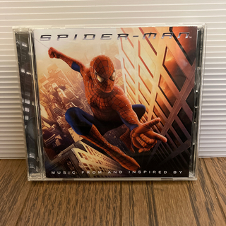 SPIDER-MAN スパイダーマン オリジナル・サウンドトラックCD(映画音楽)