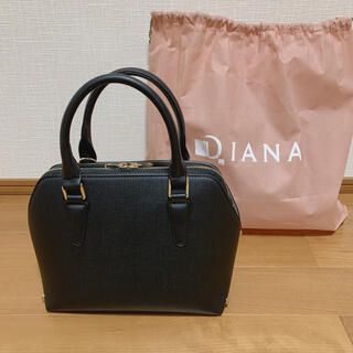 ダイアナ(DIANA)のDIANA バッグ ブラック(ハンドバッグ)