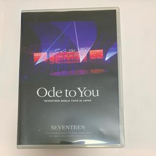 セブンティーン(SEVENTEEN)のSEVENTEEN WORLD TOUR 'ODE TO YOU' (アイドル)