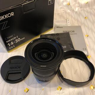 Nikon - 【美品】Nikon NIKKOR Z 14-30mm F4 S