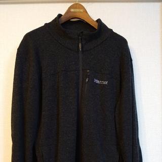 MARMOT - フルジップジャケット Marmot  ブラックカラー
