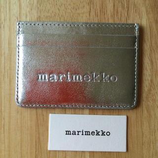 marimekko - 【未使用】マリメッコ Etit カードケース