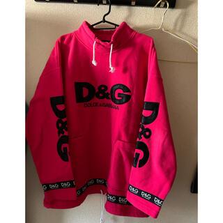 DOLCE&GABBANA - D&Gショッキングピンクヴィンテージ90年代