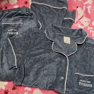 ジェラートピケ(gelato pique)のジェラートピケ☆パイルパジャマ 上下セット フリーサイズ ルームウェア(ルームウェア)