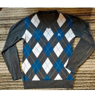 BURBERRY BLACK LABEL - BURBERRY BLACK LABEL セーター