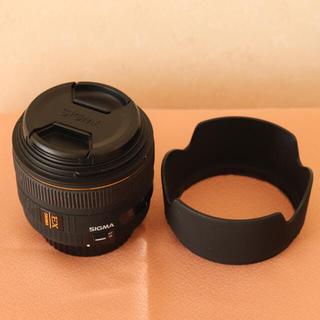 シグマ(SIGMA)の【美品】SIGMA 30mm F1.4 EX DC(レンズ(単焦点))