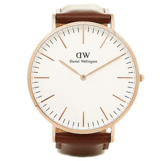 ダニエルウェリントン(Daniel Wellington)のダニエルウェリントン 腕時計0507DW(腕時計(アナログ))