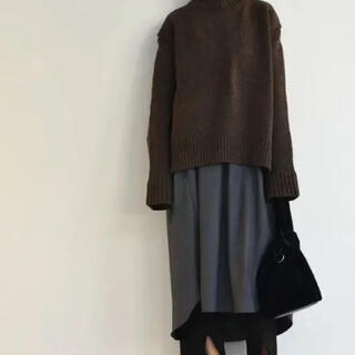 イエナ(IENA)のマイクローゼット  myclozette  ウール ハイネックセーター(ニット/セーター)