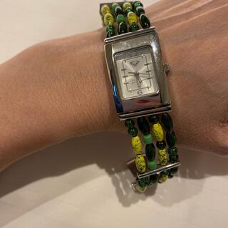 ロキシー(Roxy)の美品 ロキシー 腕時計(腕時計)