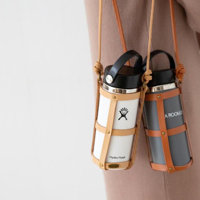 SeaRoomlynn(シールームリン)のSeaRoomlynn レザーボトルバッグ レディースのバッグ(ショルダーバッグ)の商品写真