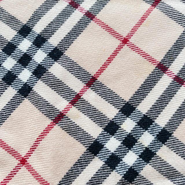 BURBERRY BLUE LABEL(バーバリーブルーレーベル)のBURBERRY バーバリー ノバチェック スカート レディースのスカート(ひざ丈スカート)の商品写真
