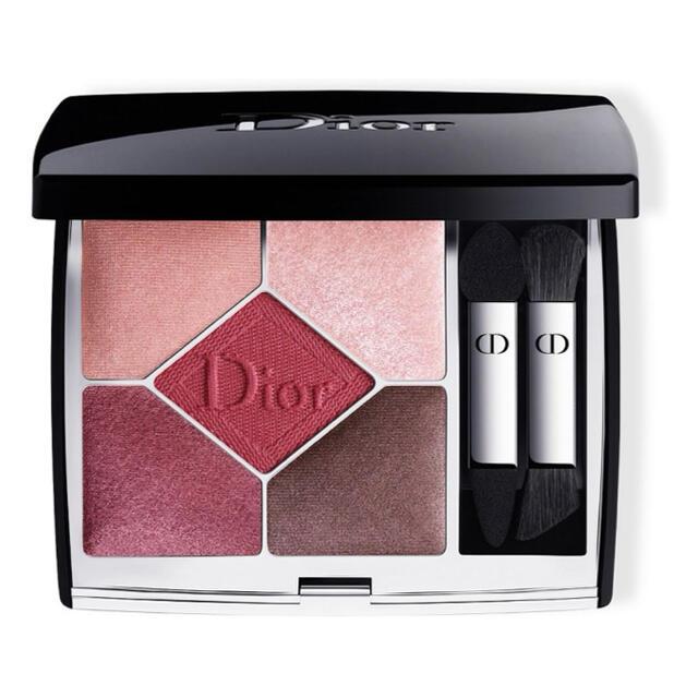 Dior(ディオール)の新品 Dior サンク クルール クチュール アイシャドウパレット 879 コスメ/美容のベースメイク/化粧品(アイシャドウ)の商品写真