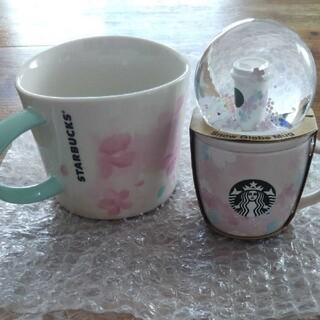 Starbucks Coffee - スタバ マグ SAKURA セット売り