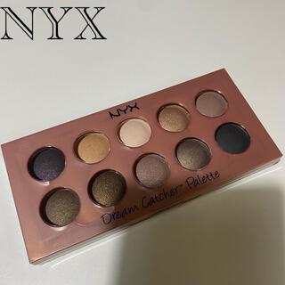 エヌワイエックス(NYX)のNYX 10色アイシャドウ 発色綺麗(アイシャドウ)