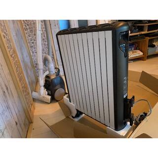 デロンギ(DeLonghi)のMDHU15-BK デロンギ マルチダイナミックヒーター オイルヒーター(オイルヒーター)