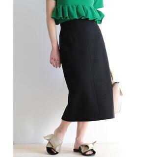 アクアガール(aquagirl)のaquagirlアクアガール16,500円ウールアンゴラミモレタイトスカート(ロングスカート)