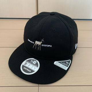 UNDERCOVER - UNDERCOVER NewEra SNAPBACK