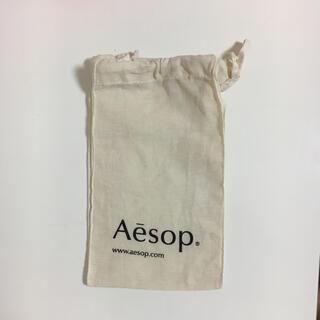 イソップ(Aesop)のAesop 巾着 旧デザイン(ショップ袋)