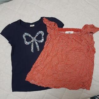 ZARA - ZARA ティーシャツ2枚セット