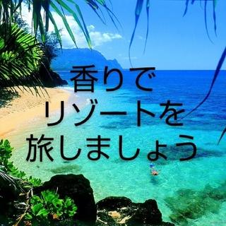 ≪香りで南国を旅行≫アロマご提案(日用品/生活雑貨)