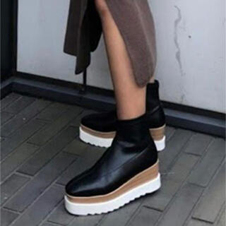 AMAIL Jagged fit boots(ブーツ)