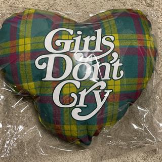 ジーディーシー(GDC)のverdy girls don't cry 伊勢丹限定クッション 新品未開封(クッション)