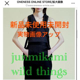 ワイルドシングス(WILDTHINGS)のjunmikami ジュンミカミ♡fumika uchida roku 6(リュック/バックパック)