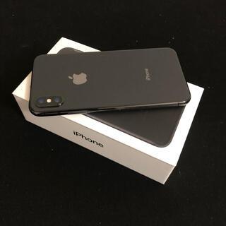 Apple - 本体が新品同様 傷なし iphone X 64gb Simフリー