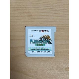 ニンテンドー3DS(ニンテンドー3DS)のファンタジーライフLINK  ソフトのみ(携帯用ゲームソフト)