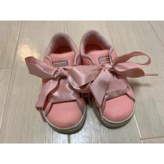 プーマ(PUMA)の値下げPUMA子供靴(スニーカー)