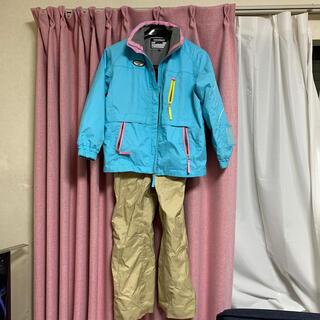 ゴールドウィン(GOLDWIN)のゴールドウイン 子供スキーウェア140cm(ウエア)