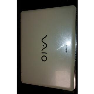バイオ(VAIO)のVAIO ジャンク (ノートPC)