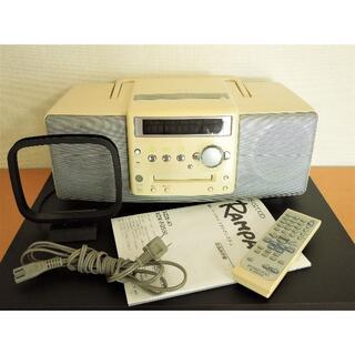 ケンウッド(KENWOOD)のKENWOOD MD / CD パーソナルシステム MDX-K1(ポータブルプレーヤー)