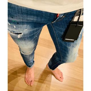 DSQUARED2 - 定価82,500円❗️新品・未使用❗️ディースクエアード  デニム