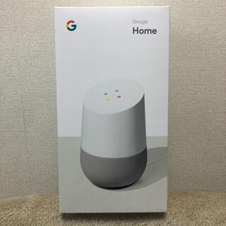 グーグル(Google)の新品未開封 Google GOOGLE HOME(スピーカー)