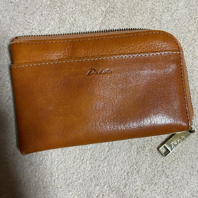 Dakota(ダコタ)のダコタ コンパクト財布 L字ファスナー レディースのファッション小物(財布)の商品写真