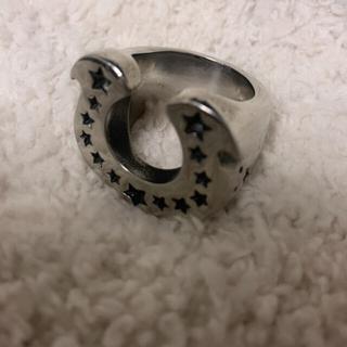 ホースシューリング 指輪(リング(指輪))