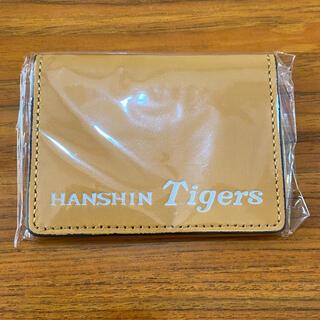 ハンシンタイガース(阪神タイガース)の阪神タイガース カードケース(名刺入れ/定期入れ)