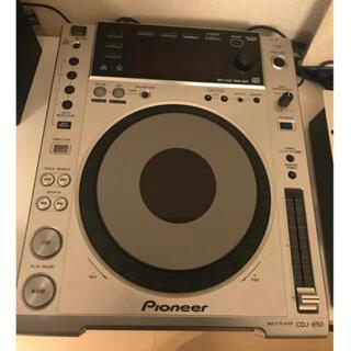 パイオニア(Pioneer)のCDJ-850 Pioneer(CDJ)