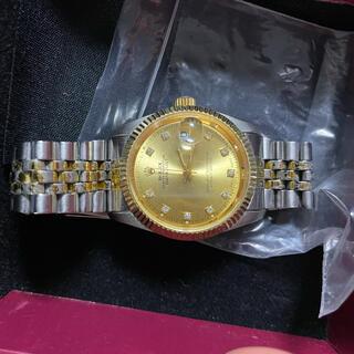 ロレックス(ROLEX)のROLEX   OYSTER  PERPETUAL  DATE(腕時計(アナログ))