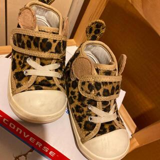 コンバース(CONVERSE)のコンバース13センチ靴(スニーカー)