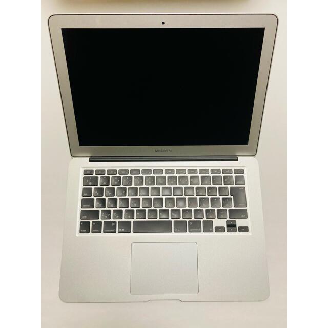 Mac (Apple)(マック)の【即日発送】APPLE MacBook Air MC965J/A スマホ/家電/カメラのPC/タブレット(ノートPC)の商品写真