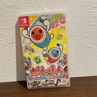 Nintendo Switch - Switch ソフト 太鼓の達人