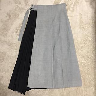 UNTITLED - 美品 アンタイトル スカート