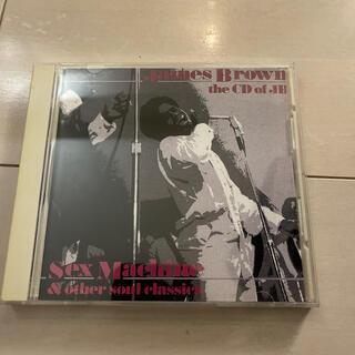 james brown the CD of JB ジェームスブラウン アルバム(ポップス/ロック(洋楽))