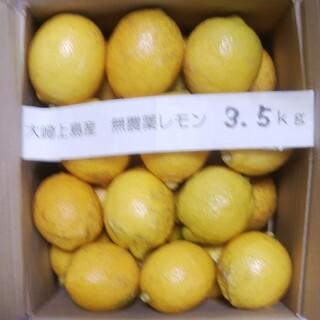 *puaさん専用 広島県大崎上島無農薬レモン 3.5kg(フルーツ)