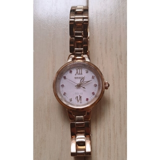 ワイアード(WIRED)の【モカ様専用】WIRED 時計 ソーラー AGED093(腕時計)