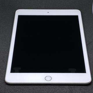 Apple - ipad mini 5 64gb シルバー  wi-fi 美品 tpuケース付き