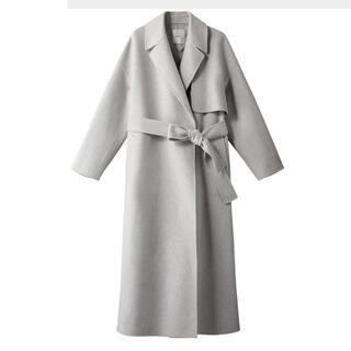 Ron Herman - 新品未使用 エブール ロングコート グレー 36サイズ