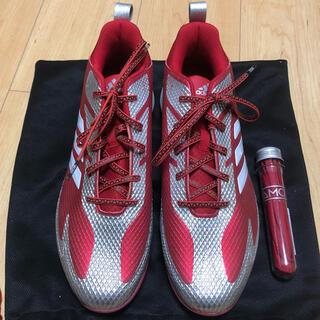 アディダス(adidas)の【27.0cm】adidas スパイクアディゼロスタビル(AMOシューレース付)(シューズ)